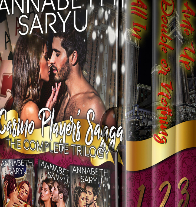 Casino Players Trilogy Boxed Set